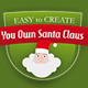 Vector Santa Claus Kit - GraphicRiver Item for Sale