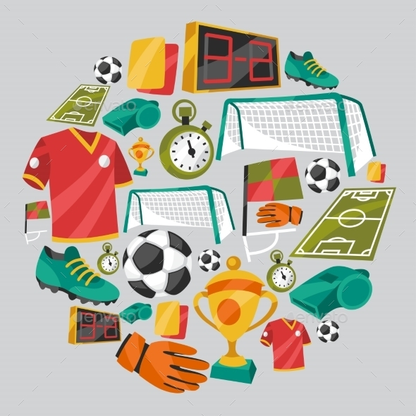 Sports Background  - Sports/Activity Conceptual