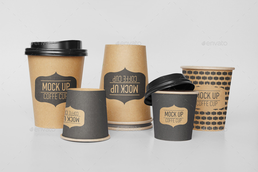 Coffee Cup Mock Up By 8pmdesign Graphicriver
