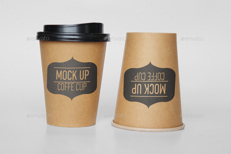 Coffee Cup Mock-ups