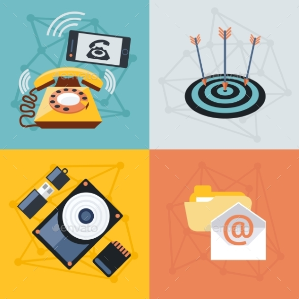 Concept Icons for Business - Concepts Business