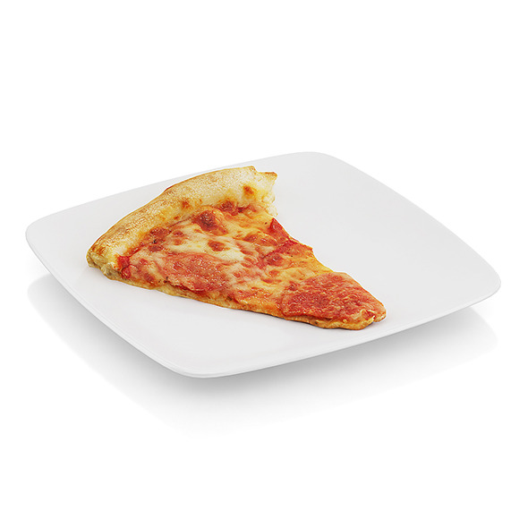 Pizza slice - 3DOcean Item for Sale