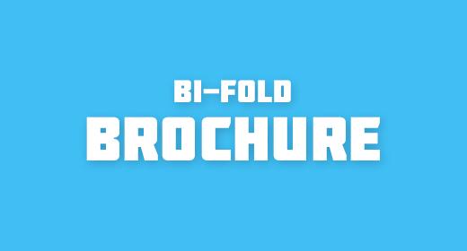 Bi-Fold Brochures