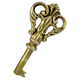 Antique bronze key - GraphicRiver Item for Sale