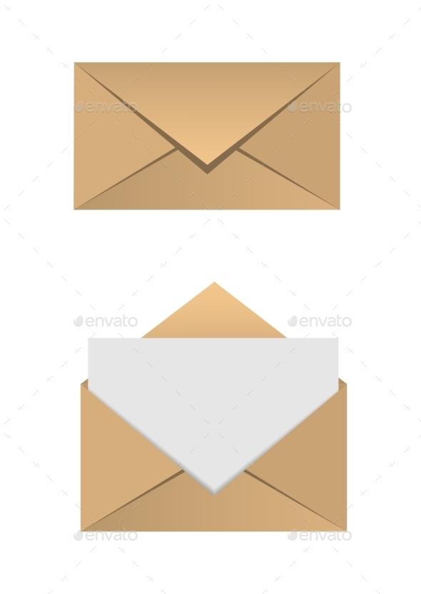 Envelope Set - Miscellaneous Vectors