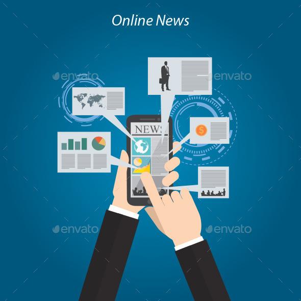 Online News - Conceptual Vectors