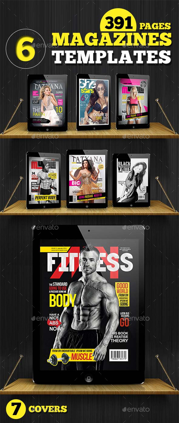 Fresh Magazines Bundle - Digital Magazines ePublishing