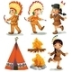 Indians - GraphicRiver Item for Sale