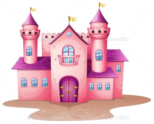 Castle  - Buildings Objects