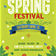 Spring Festival 2 - GraphicRiver Item for Sale