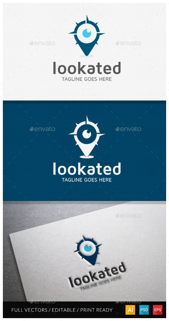Lookated Logo Template - Symbols Logo Templates