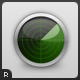 Shiny Radar Icon - GraphicRiver Item for Sale
