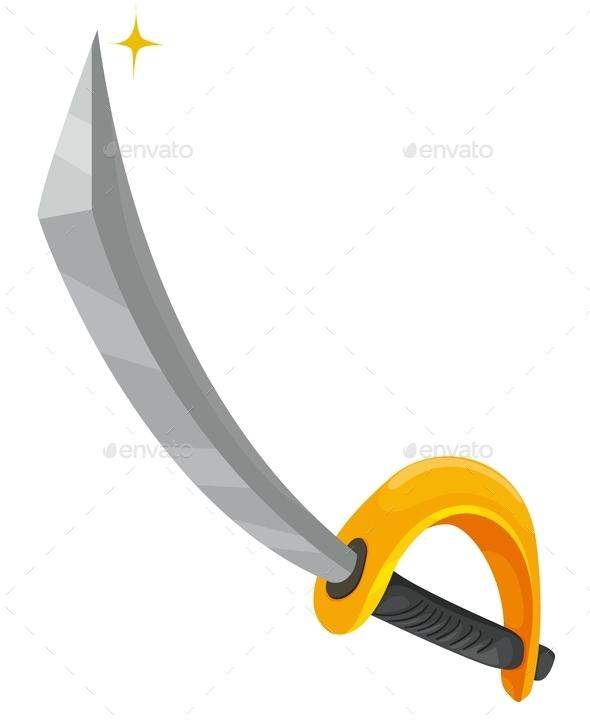 Sword - Objects Vectors