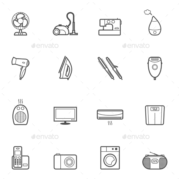 Home Appliances  - Web Technology