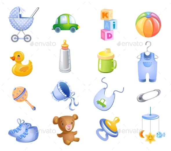 Toys for Babies  - Birthdays Seasons/Holidays