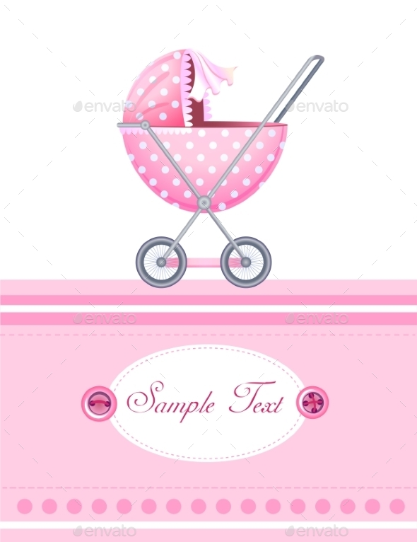 Baby Arrival Card - Birthdays Seasons/Holidays