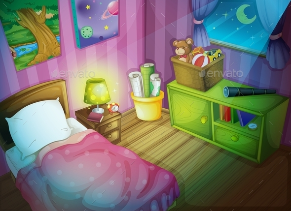 Bedroom - Miscellaneous Conceptual