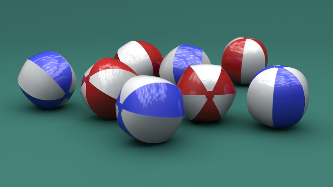 swimming pool beach ball background. Renders/Beachball Wireframe.jpg Isoparms.jpg Swimming Pool Beach Ball Background O
