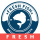Fresh Fish Logo - GraphicRiver Item for Sale
