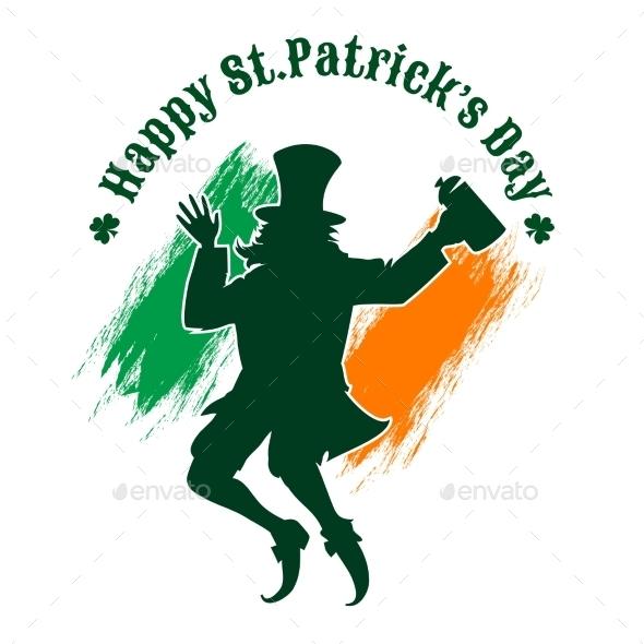 Saint Patricks Day Emblem - Miscellaneous Seasons/Holidays