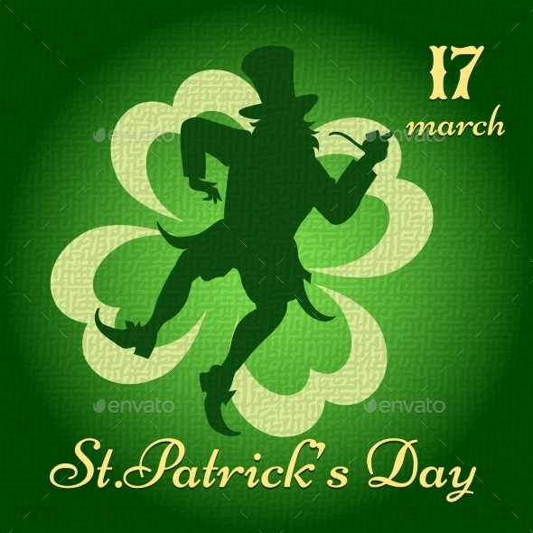 Saint Patricks Day Background - Miscellaneous Seasons/Holidays