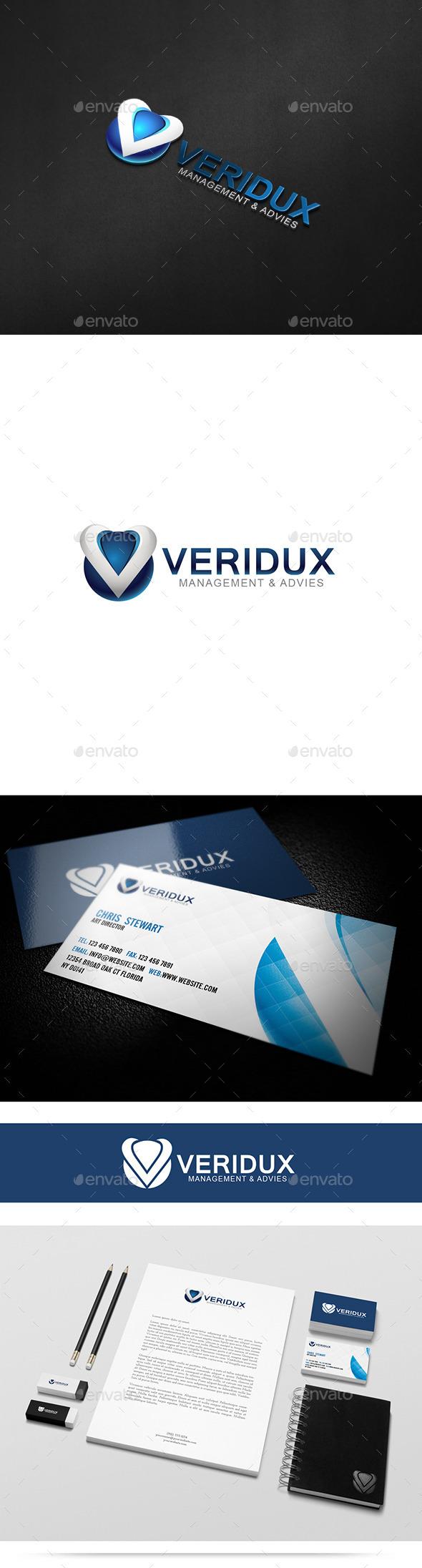 Veridux - Letters Logo Templates