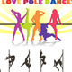 Silhouette of Pole Dancers - GraphicRiver Item for Sale