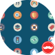 90 Animated Icons Pack - VideoHive Item for Sale