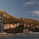 Sunset At Gibraltar, Day To Night 2 - VideoHive Item for Sale