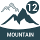 Mountain Shape - GraphicRiver Item for Sale