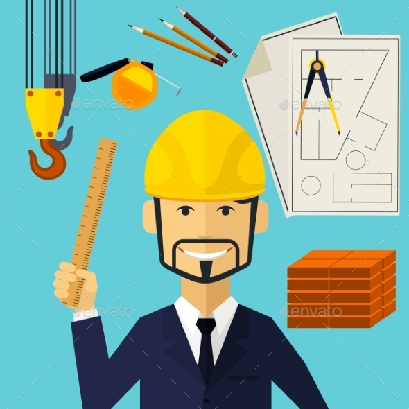 Architect Constructor - Industries Business