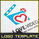 Love Video Director - Logo Template - GraphicRiver Item for Sale