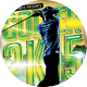 Golfer 2K15 Tournament Sports Flyer