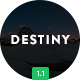 Destiny - Responsive Email + Themebuilder Access - ThemeForest Item for Sale