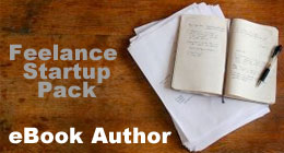 Freelance Start-up Pack - eBook Author
