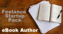 Freelance Start-up Pack - eBook Author