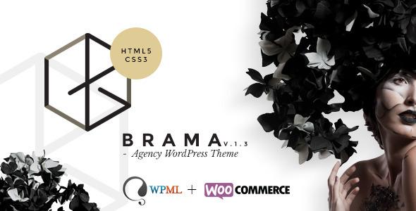 Brama – Premium Agency Theme