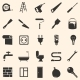 Vector Set of Home Repairing, Building, Constructi - GraphicRiver Item for Sale