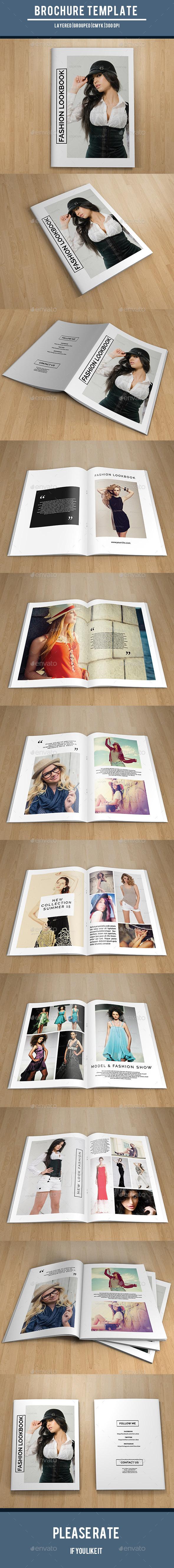 Fashion Lookbook-V202 - Corporate Brochures