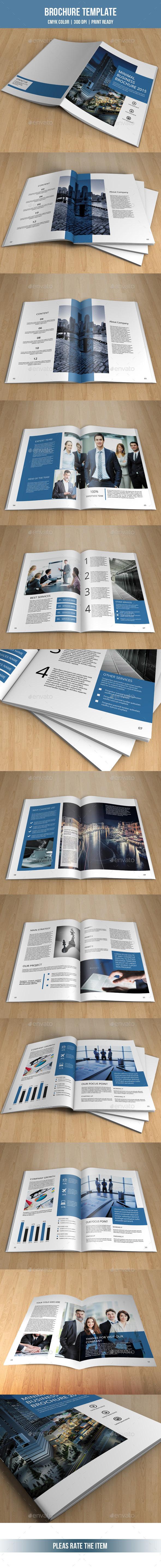 Corporate Bifold Brochure-V203 - Corporate Brochures