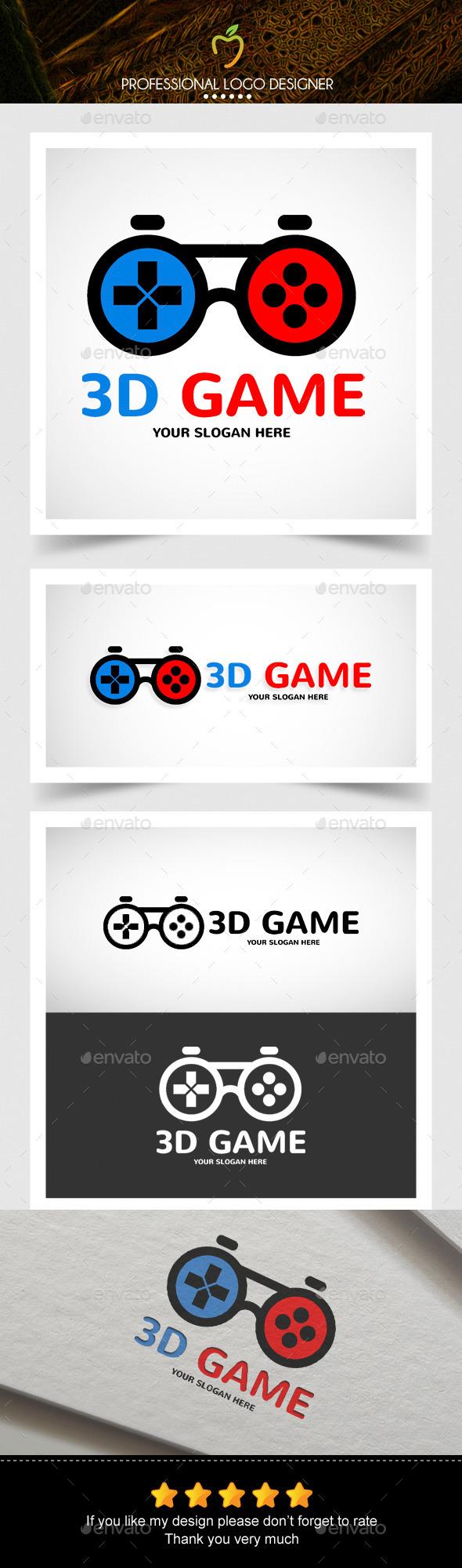Game Glasses Logo