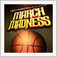 Basketball March Madness Flyer - GraphicRiver Item for Sale