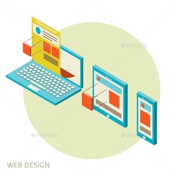 Mobile and Desktop Website Design  - Web Technology