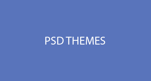 NicDark PSD Themes