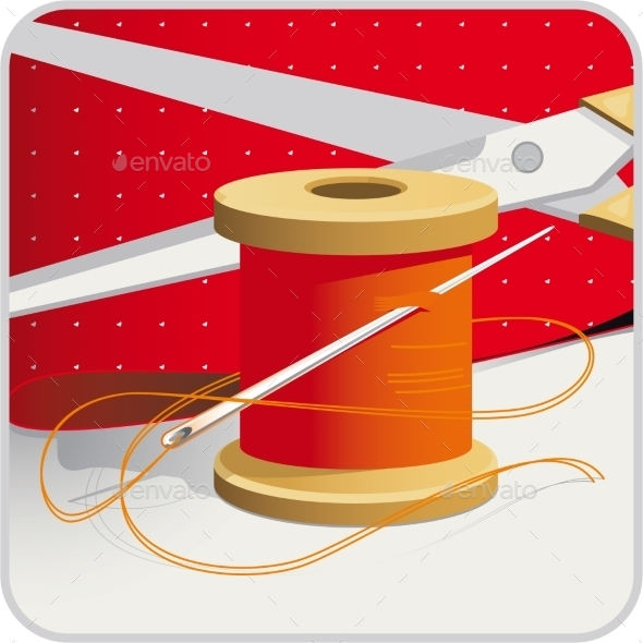 Sewing Supplies - Retail Commercial / Shopping
