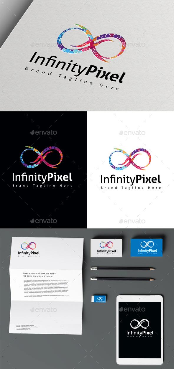 Infinity Pixel - Symbols Logo Templates