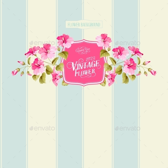 Floral Background. - Weddings Seasons/Holidays