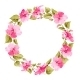 Floral Wreath. - GraphicRiver Item for Sale