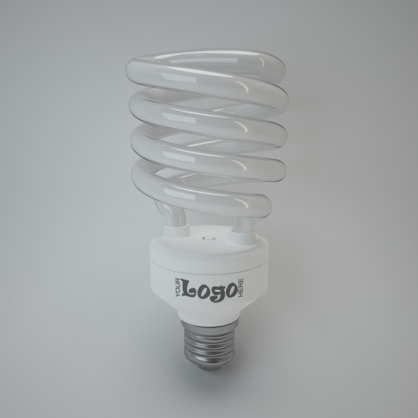 Energy saving lamp e27 - 3DOcean Item for Sale
