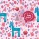 Unicorn Happy Birthday  - GraphicRiver Item for Sale